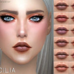 Screaming Mustard's [ Cecilia ] – Dolly Lip