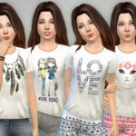 lillka's T- Shirt Collection GP11