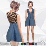 DarkNighTt's VX Denim Dress