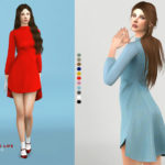 serenity-cc's lust for life dress