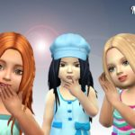 Germania Hairstyle for Toddlers – My Stuff