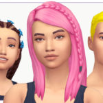 PARENTHOOD HAIR RECOLOURS