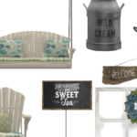 ~ Chicklet's Nest ~: Sweet Tea Porch Set