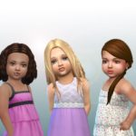 My Stuff: Toddlers Hair Pack 9