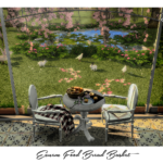 2T4 Exnem Food Bread Basket & Bread Pieces | Sims 4 Designs