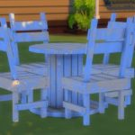 Simista A little sims 4 blog : Distressed outdoor seting