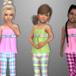 Toddler Suzie's Tops and Pants