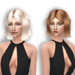 Plumboby LeahLillith Rogue Chopped Retexture – AlessanaSims