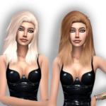 Simpliciaty LeahLillith Stargirl Retexture – AlessanaSims