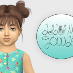 fabienne – LeahLillith Nyane – Toddler Version (Mesh Edit) ♥…