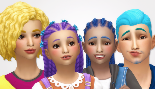 Parenthood Hair Recolors Sims 4 Updates Sims 4 Finds