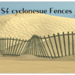 Sugar Coated Hell, Sims 4 S3 to S4 cyclonesue Fences All fences made…