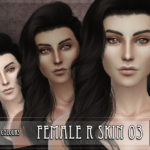 Female skin 3 (TS4)