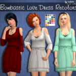 Bombastic Love Dress Recolors Custom icon… – An Unearthly Child