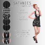 sataniesSims Addict — NB! Skirt