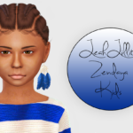 fabienne – LeahLillith Zendaya – Kids Version ♥