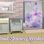 Calisimgirl Parenthood Shower Recolored