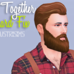 industrisims GET TOGETHER BEARD FIX