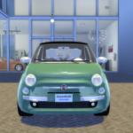 OceanRAZR CC Design — Fiat 500
