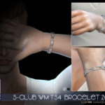 S-Club WM ts4 bracelet 201704