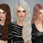 Cazy's Amelia Hairstyle Set – Braided