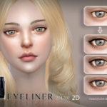 S-Club LL ts4 eyeliner 201702