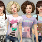 lillka's T- Shirt Collection GP12