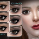 S-Club WM ts4 eyelashes 201709