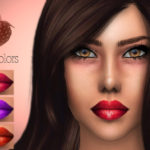 Sharareh: Strawberry lipstick