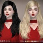 S-Club's sclub ts4 hair CoCo n21B