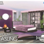 jomsims' Tasung Bedroom