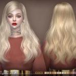 S-Club's sclub ts4 hair CoCo n21A
