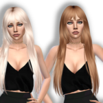 NewSea Hit The Lights Retexture – AlessanaSims