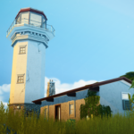 Un Sims au bout du fil. – Sims 4 – The Lighthouse A custom content free…