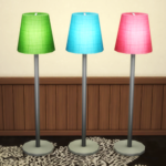 Mayu Online COLORFUL LAMPS!