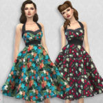 Colores Urbanos' Sarah dress (original mesh)