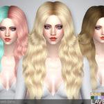 TsminhSims' Lavender ( Hair 35 )