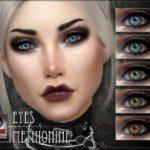 RemusSirion's Methionine Eyes