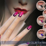 S-Club ts4 WM Nails 201702