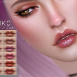 Screaming Mustard's [ Aiko ] – Glossy Lip Colour