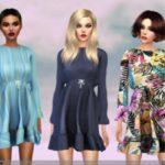 belal1997's belaloallure_Erica dress