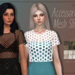 Trillyke – Accessory Mesh Shirts