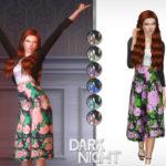 DarkNighTt's Rose Prom Skirt
