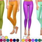 ekinege's Churidar Leggings Set – Set20