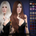 Leah Lillith's Leahlillith Ayelle Hair