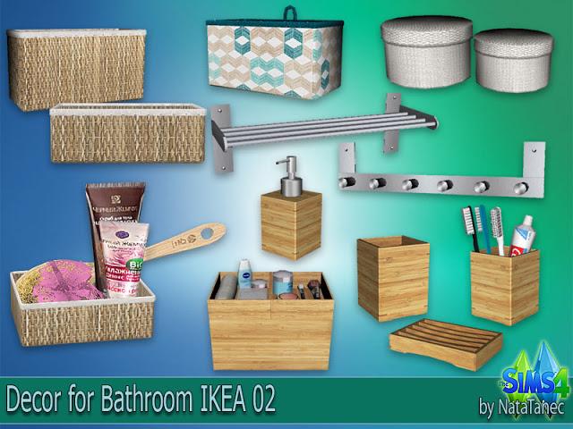 Corporation simsstroy the sims 4 decor for bathroom for Bathroom decor sims 3