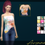 Enure Sims: Asymmetric Top