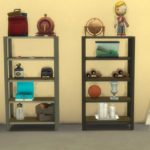 Simista A little sims 4 blog : Storage Shelf
