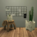 LEO-SIMS • 3 Cute Animal Planters Both comes with 2 sizes…