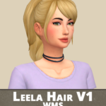 New hair's recolors